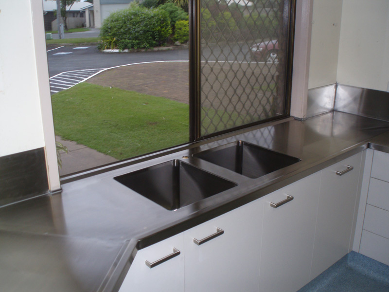 Kitchens Bars Custom Steel Fabrication Brisbane Stainless
